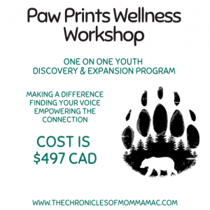 Paw Prints Wellness Program for Youth