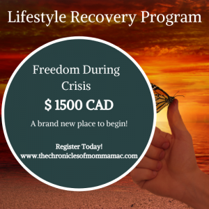 Freedom During Crisis- Lifestyle Recovery Program