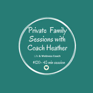 Individual Family Coaching Session